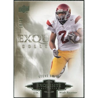2010 Upper Deck Exquisite Collection #87 Steve Smith USC /35