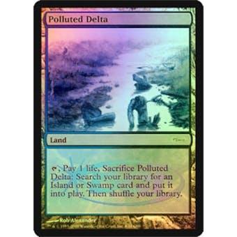 Magic the Gathering Promo Single Polluted Delta Foil (DCI) - JUDGE PROMO NEAR MINT (NM)