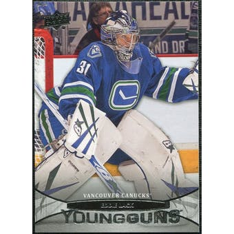 2011/12 Upper Deck #497 Eddie Lack YG RC Young Guns Rookie Card
