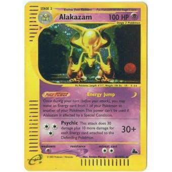 Pokemon Skyridge Single Alakazam H1/H32 - NEAR MINT (NM)