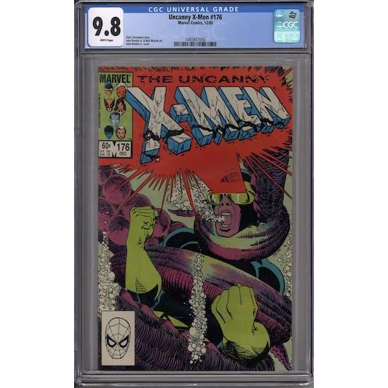 Uncanny X-Men #176 CGC 9.8 (W) *1493917056*