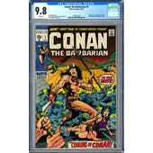 Conan the Barbarian #1 CGC 9.8 (W) *1494045007