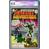 My Greatest Adaventure #80 CGC 6.5 Slight (B-1) Restoration (OW-W) *1495471002*