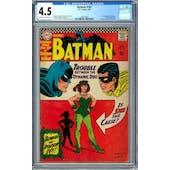 Batman #181 CGC 4.5 (C-OW) *1496558001*