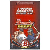 2014 Bowman Draft Picks & Prospects Baseball SUPER Jumbo Box