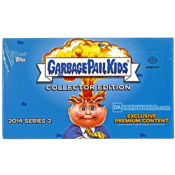 Garbage Pail Kids Brand New Series 2 Collector's Edition Hobby Box (Topps 2014)