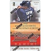 2014 Panini Classics Baseball Hobby Pack