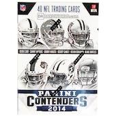 2014 Panini Contenders Football 5-Pack Box
