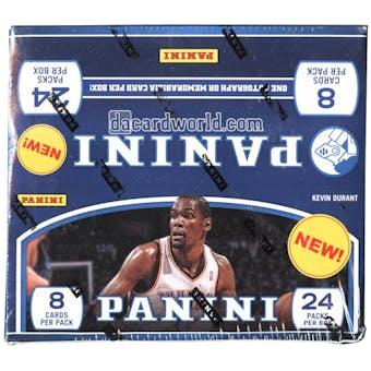 2012/13 Panini Basketball 24-Pack Box