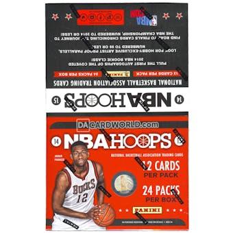 2014/15 Panini Hoops Basketball Hobby Box