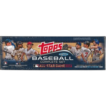2014 Topps Factory Set Baseball All-Star Edition (Box) (Reed Buy)
