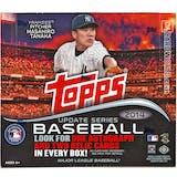 2014 Topps Update Baseball Jumbo Box