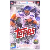 2014 Topps Football Hobby Box