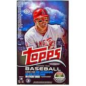 2014 Topps Series 1 Baseball Hobby Box