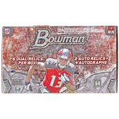 2014 Bowman Sterling Football Hobby Box