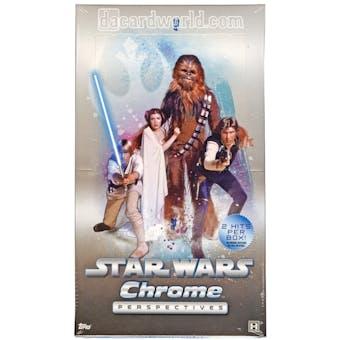 Star Wars Chrome: Perspectives Hobby Box (Topps 2014)