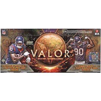 2014 Topps Valor Football Hobby Box