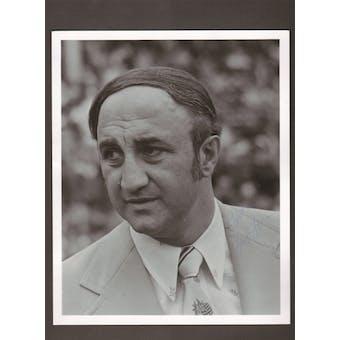 Frank Torre Autographed 8x10 Baseball Photo