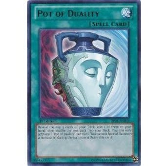 Yu-Gi-Oh Battle Pack Single Pot of Duality Starfoil Rare Unlimited BP01 - NEAR MINT (NM)