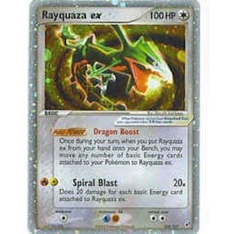 Pokemon Hidden Legends Single Rayquaza ex 102/107