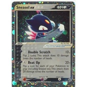 Pokemon Ruby & Sapphire Single Sneasel ex 103/109