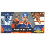 2015/16 Upper Deck Connor McDavid Collection Hockey Box (Set)