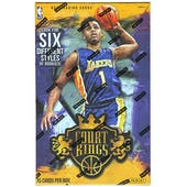 2015/16 Panini Court Kings Basketball Hobby Box
