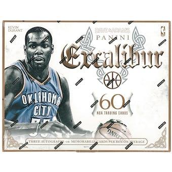 2014/15 Panini Excalibur Premium Basketball Hobby Box