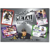 2015/16 Leaf Metal Draft Hockey Hobby Box