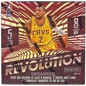 2015/16 Panini Revolution Basketball Hobby Box
