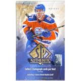 2015/16 Upper Deck SP Authentic Hockey Hobby Box