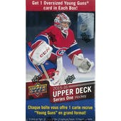 2015/16 Upper Deck Series 1 Hockey 10-Pack Blaster Box