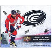 2015/16 Upper Deck Ice Hockey Hobby Box