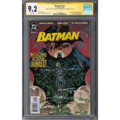 Batman #611 CGC 9.2 (W) Signature Series *1518796004*