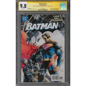 Batman #612 CGC 9.8 (W) Signature Series *1518796005*