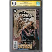 Batman #613 CGC 9.8 (W) Signature Series *1518796006*