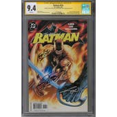 Batman #616 CGC 9.4 (W) Signature Series *1518796009*