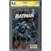 Batman #617 CGC 9.8 (W) Signature Series *1518796010*