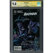 Batman #619 CGC 9.8 (W) Signature Series *1518796012*