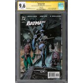 Batman #619 CGC 9.6 (W) Variant Signature Series *1518796013*