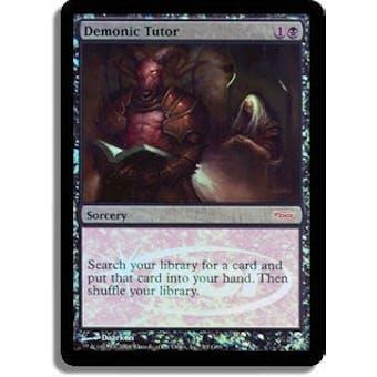 Magic the Gathering Judge Promo Single Demonic Tutor Foil - NEAR MINT (NM)