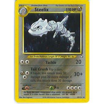 Pokemon Neo Genesis Single Steelix 15/111