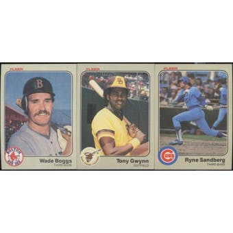 1983 Fleer Baseball Complete Set (NM-MT)