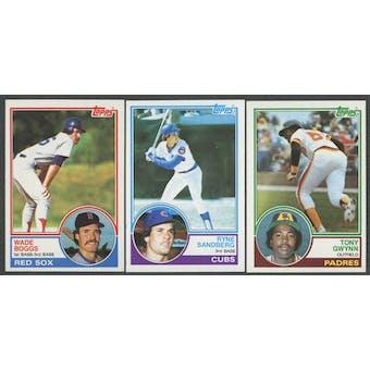 1983 Topps Baseball Complete Set (NM-MT)