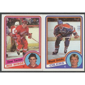 1984/85 Topps Hockey Complete Set (NM-MT)