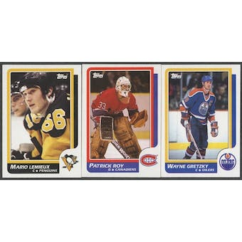 1986/87 Topps Hockey Complete Set (NM-MT)