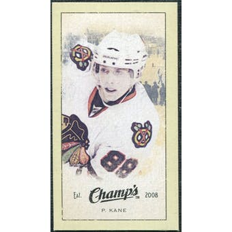 2009/10 Upper Deck Champ's Mini Green Backs #220 Patrick Kane
