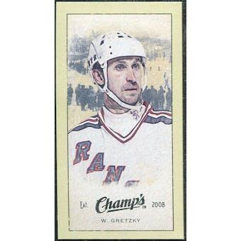 2009/10 Upper Deck Champ's Mini Green Backs #266 Wayne Gretzky