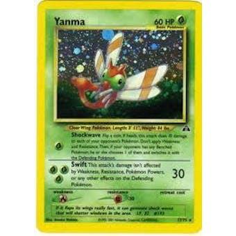 Pokemon Neo Discovery Single Yanma 17/75