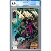 Uncanny X-Men #266 CGC 9.6 (W) *1562320002*
